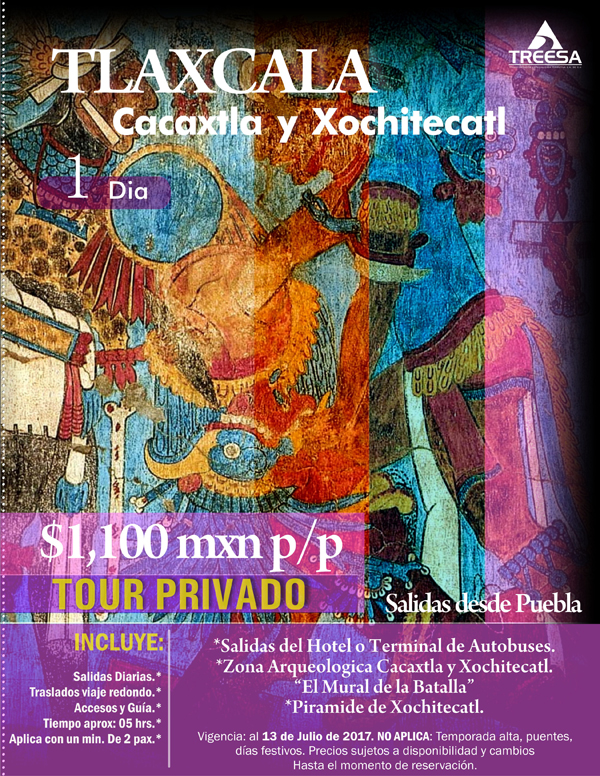 City Tours en Puebla